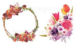 オリジナル お花